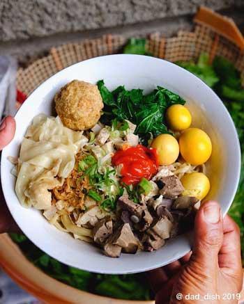 Bakmi Enak Dan Halal Di Jakarta