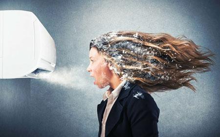 Efek Sering Terkena AC Setiap Hari Dan Solusinya