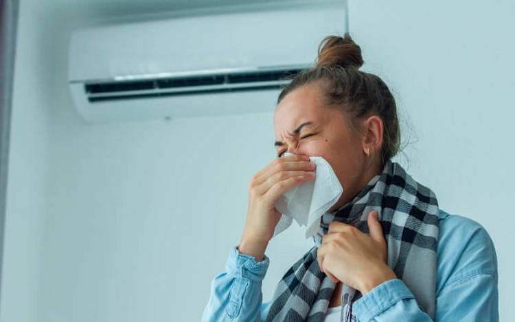 Efek Sering Terkena AC