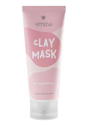 Clay Mask Terbaik Untuk Mencerahkan Kulit Wajah