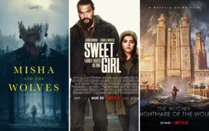 Film Bioskop dan Streaming Terbaru Agustus 2021