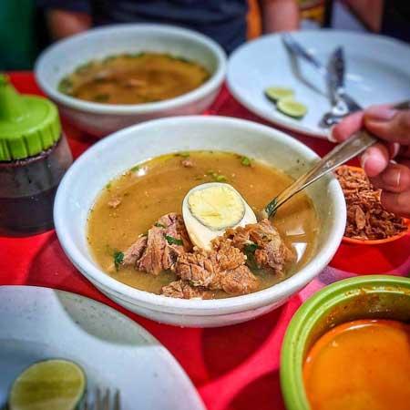 Kuliner Malam Yang Enak Dan Murah Di Surabaya