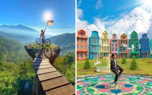 Tempat wisata Malang instagramable