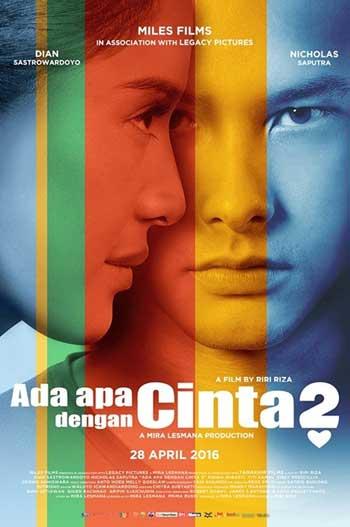 Deretan Film Terbaik Nicholas Saputra