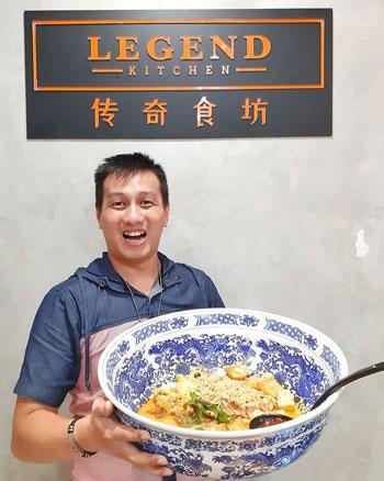 Deretan Makanan Dengan Porsi Jumbo Di Indonesia