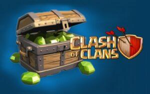 Gems gratis Clash of Clans
