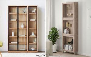 Inspirasi Desain Lemari Ruang Tamu Minimalis Modern