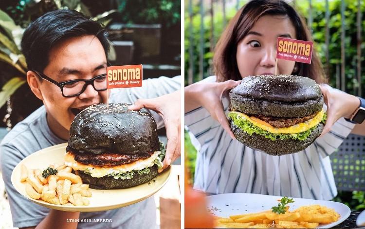 Makanan Dengan Porsi Jumbo di Indonesia