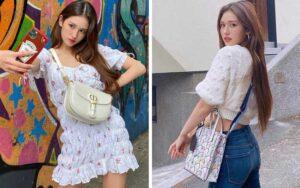 Outfit Ala Jeon Somi Yang Simpel