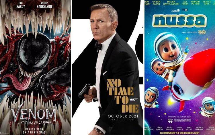 Film Bioskop dan Streaming Oktober 2021