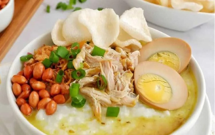 Jenis Bubur di indonesia