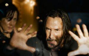 Trailer Matrix Resurrections
