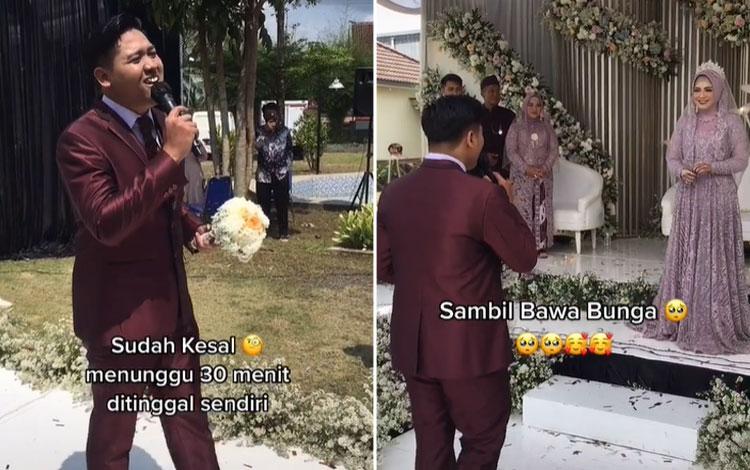 Viral! Mempelai Pria Kabur Dari Pernikahannya, Setelah 30 Menit Ternyata Ini Yang Terjadi