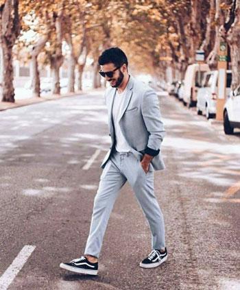 Inspirasi Outfit Menggunakan Sepatu Vans Buat Cowok Dan Cewek