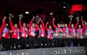 Indonesia Rebut Piala Thomas Setelah Menunggu 19 Tahun