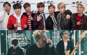 Lagu BTS versi rock