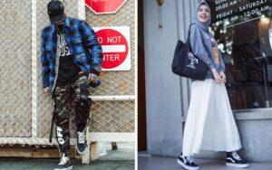 Outfit Sepatu Vans Buat Cowok Dan Cewek