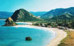Pantai di Lombok yang terkenal dan Instagramable