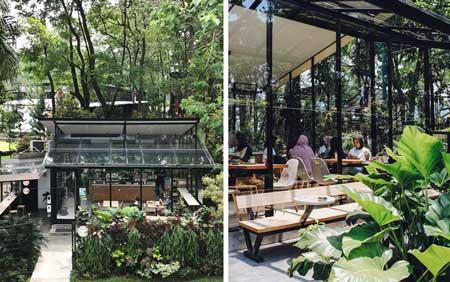 Coffee Shop Di Bogor